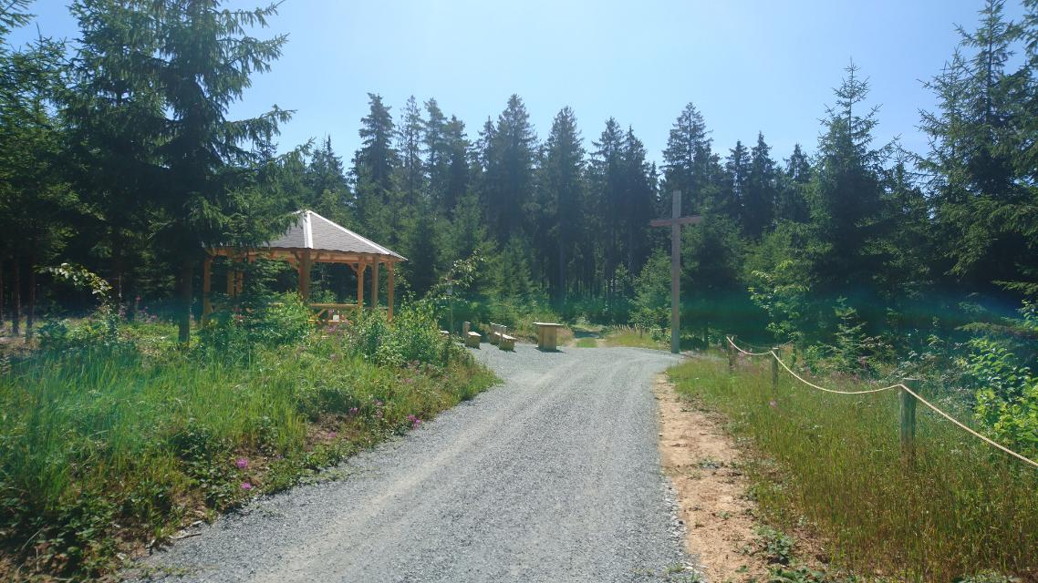 Am Waldfriedhof