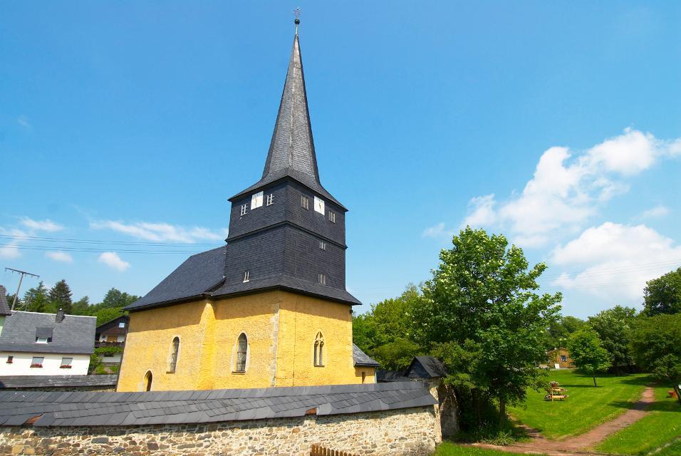 Wehrkirche Steinbach am Wald