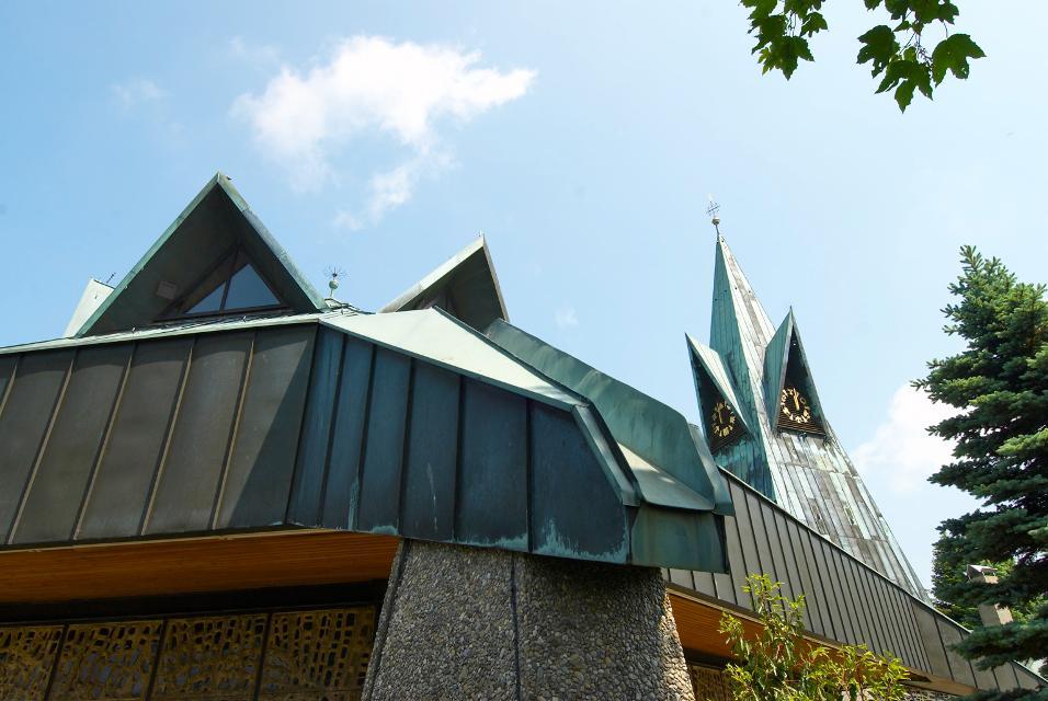 """St. Laurentius Kirche Buchbach - Der """"Dom des Frankenwaldes"""""""