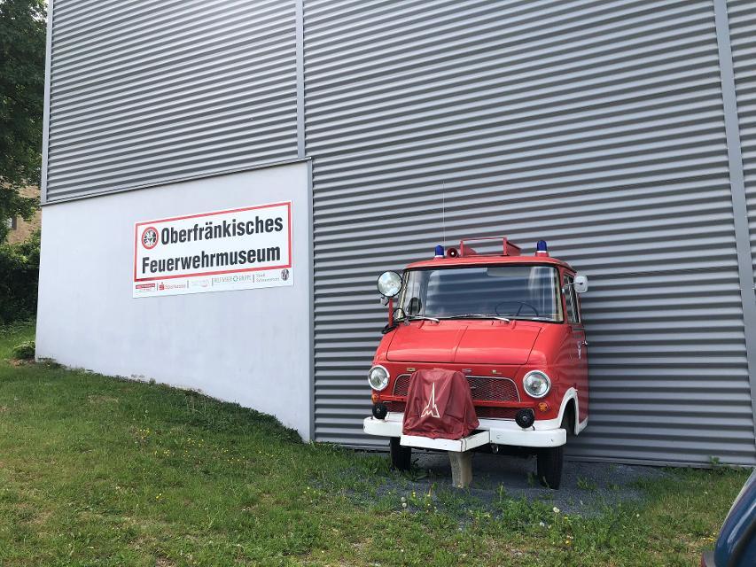 Oberfränkisches Feuerwehrmuseum in Schauenstein