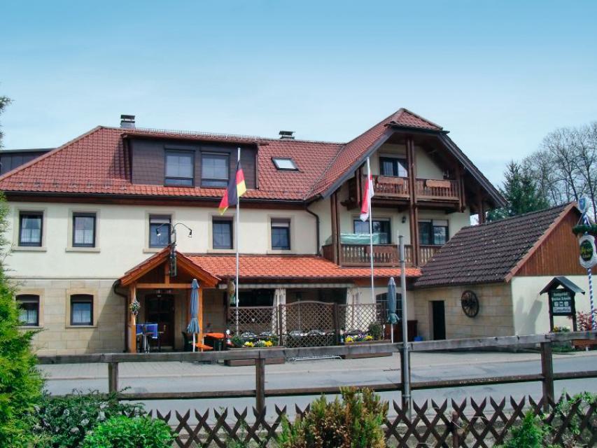 Landgasthof Schmidt, Hausansicht