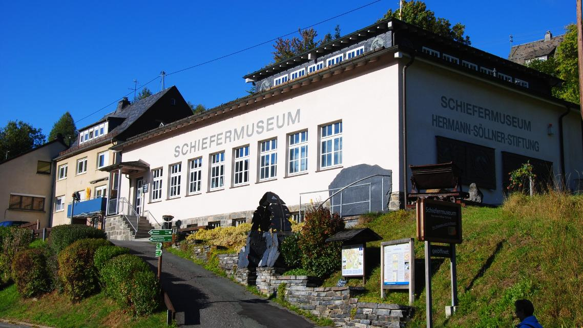 Schiefertafelmuseum Ludwigsstadt