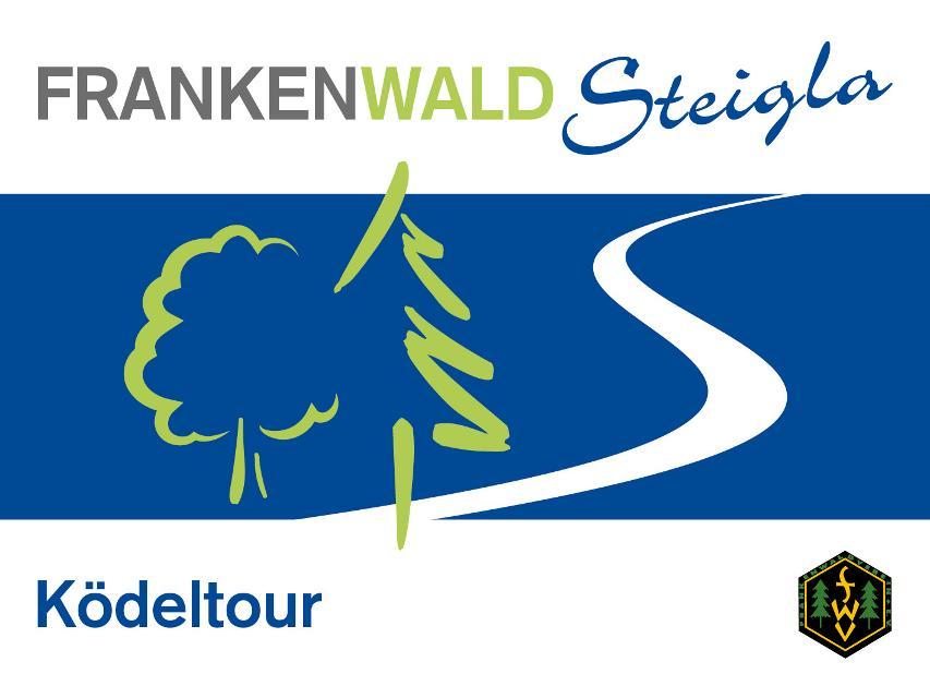 Markierungszeichen FrankenwaldSteigla Ködeltour