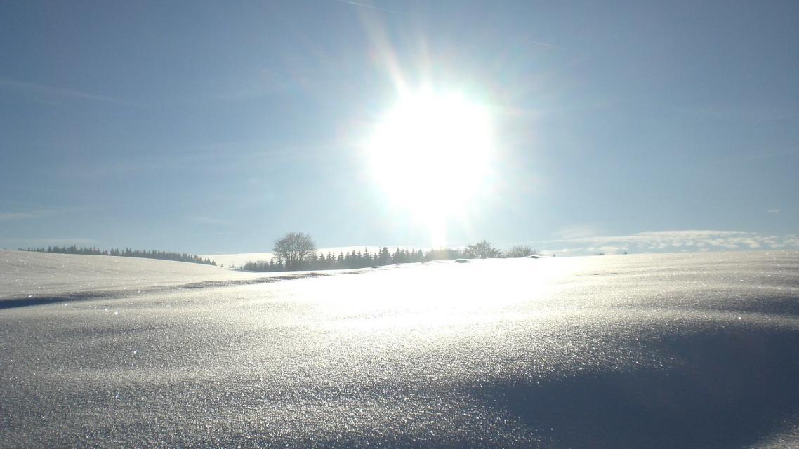 Winter bei Geuser