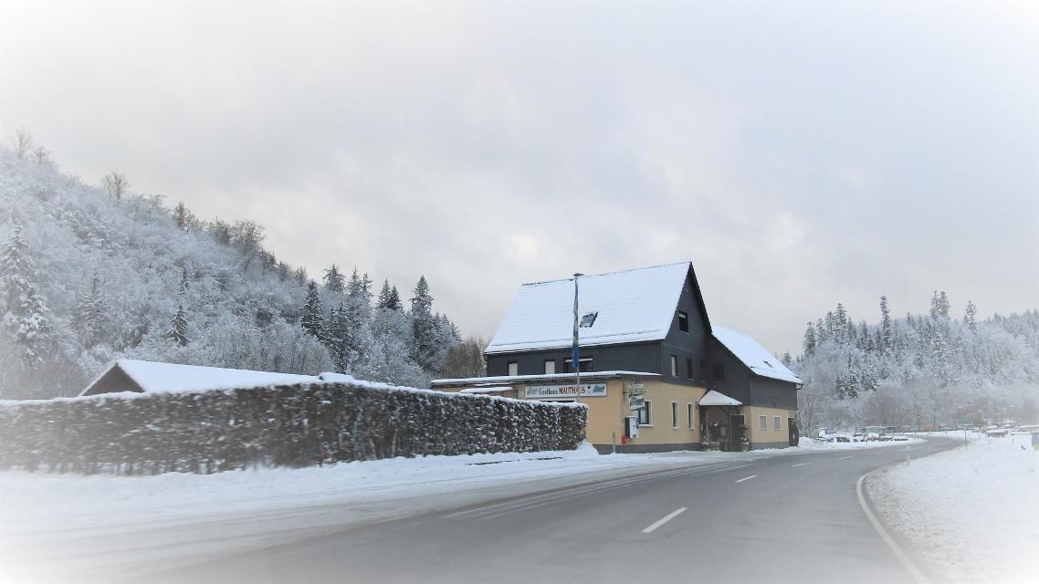 Abstecher in Gasthaus