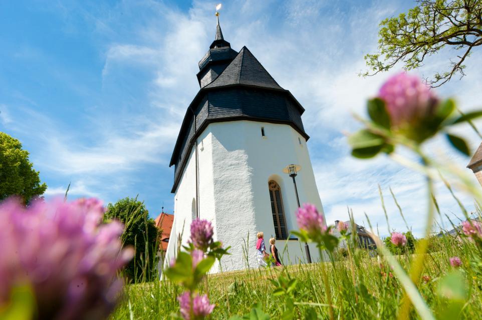 Wehrkirche St. Walburga