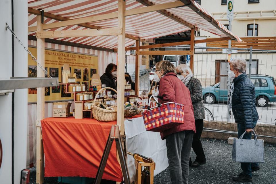 Mitwitzer Dorfmarkt