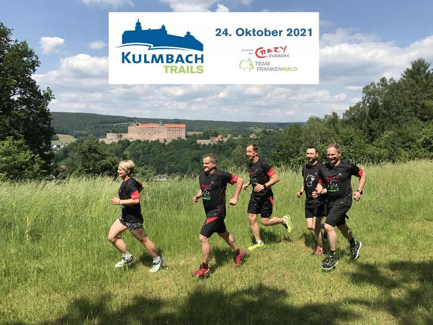 Crazy Runners vor der Plassenburg