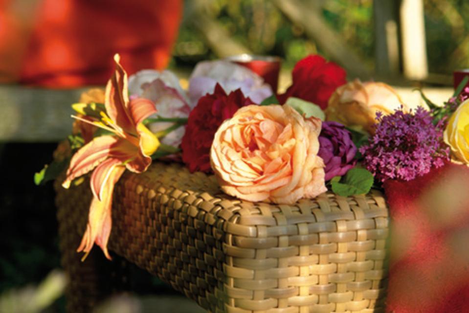 Rosen- und Gartenmesse