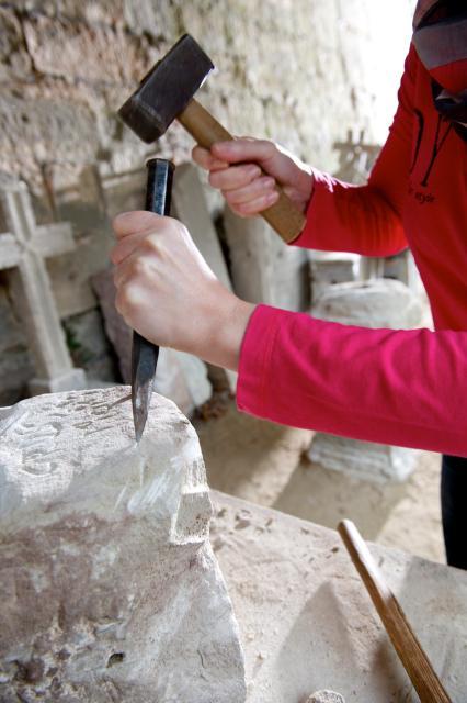 Kronacher Sandsteinwerkstatt