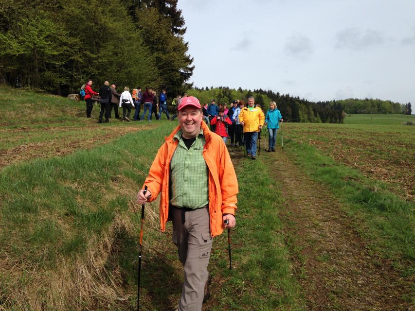 Maiwanderung mit Naturpark-Ranger & Hüttenbetrieb