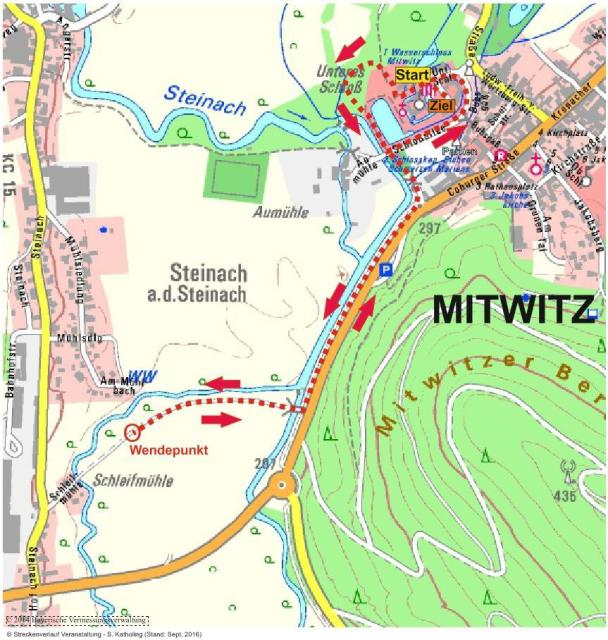 Wasserschloss-Mitwitz-Lauf