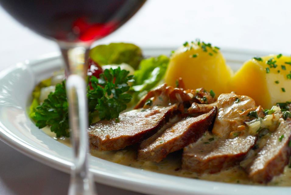 Kulinarische Aktionswochen: Ganz wild... auf Wild aus dem Frankenwald