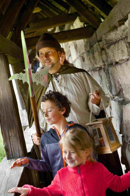 Erlebnisführung Kronacher Tor-, Turm- und Kellergeschichten