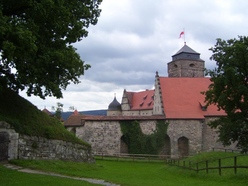 Festungsführungen auf der Festung Rosenberg