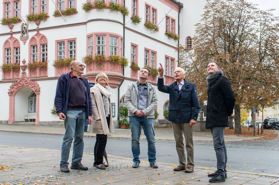 Historischer Stadtspaziergang