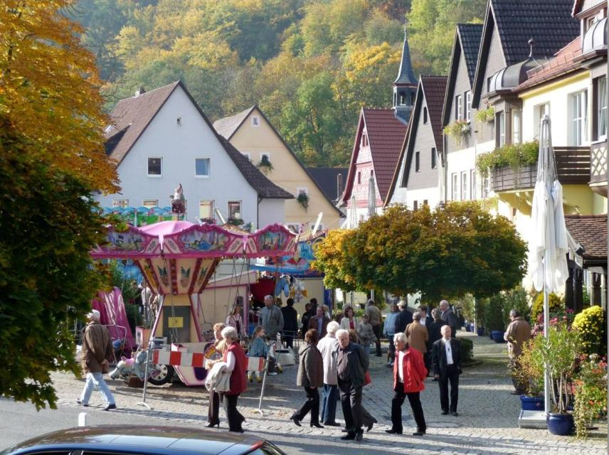 Kirchweihfest in Wirsberg