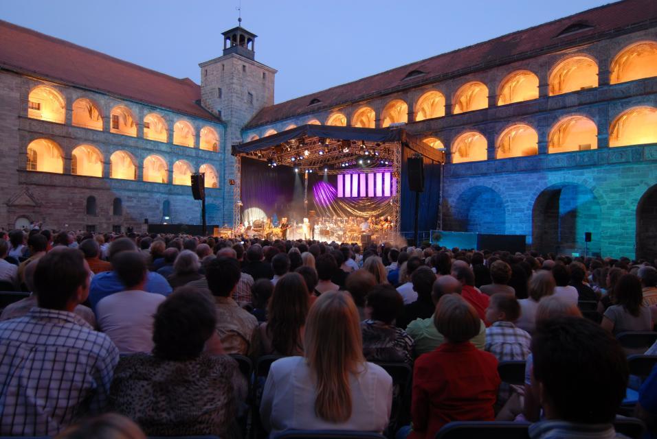 Plassenburg Open Air 2019 - Herbert Pixner Projekt: Tour 2019