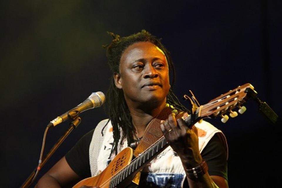 Kulturwelten 2019: Habib Koité & Bamada
