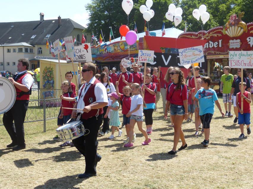 ABGESAGT! Heimat- und Wiesenfest