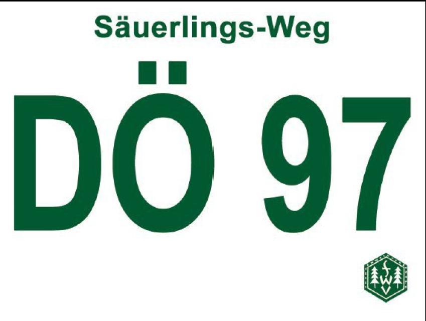Säuerlings-Weg DÖ 97