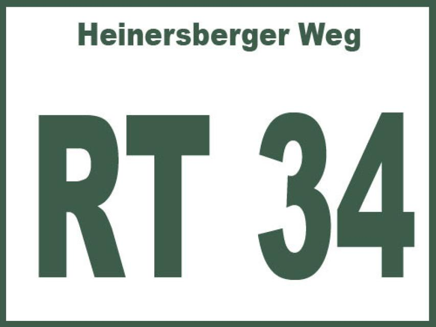 Heinersberger-Weg RT 34