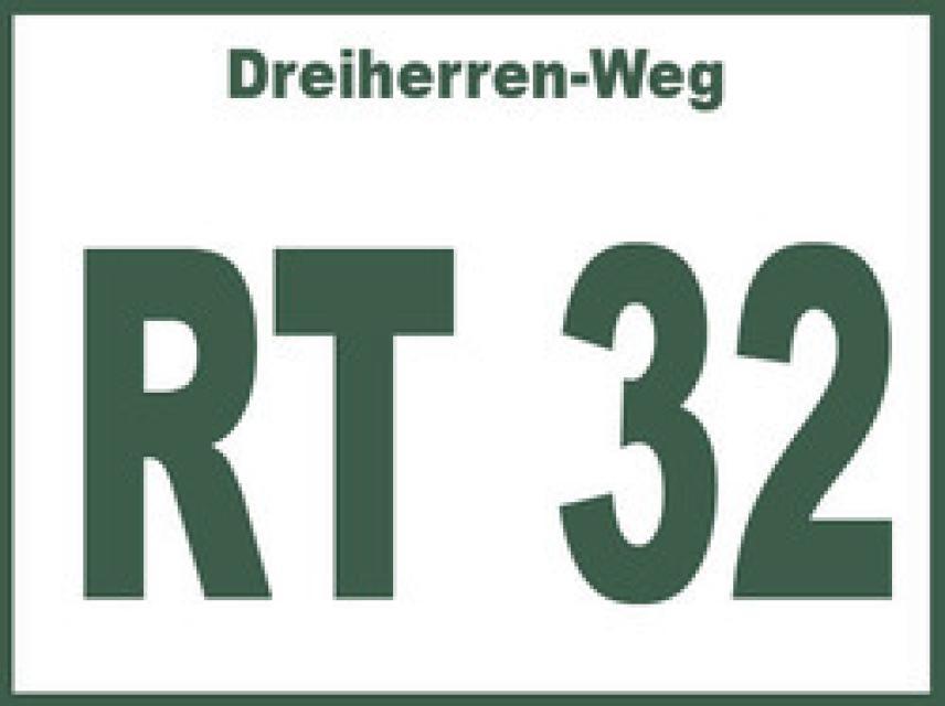 Dreiherren-Weg RT 32