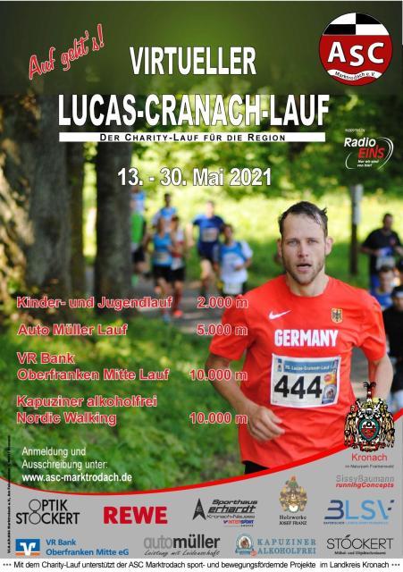 Virtueller Lucas-Cranach-Lauf