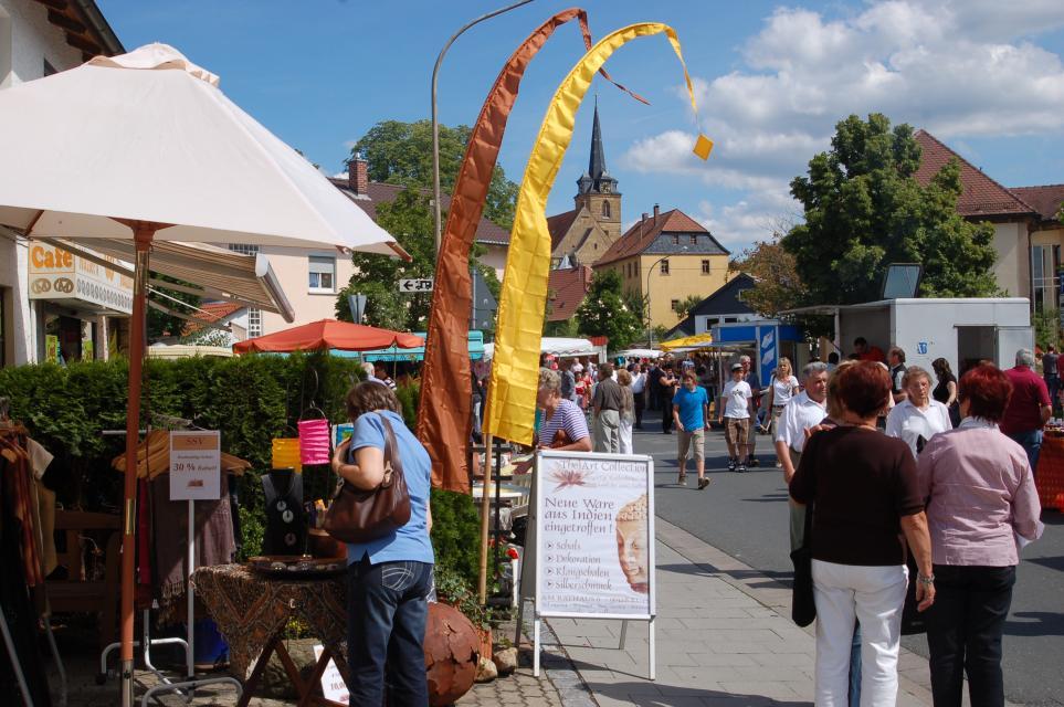 Galluskirchweih - Herbst- und Bauernmarkt