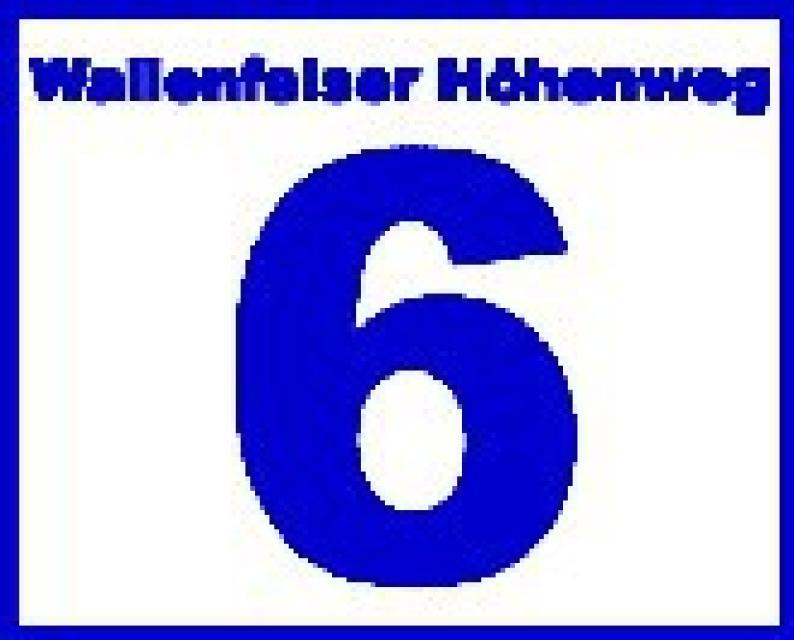 Wallenfelser Höhenweg HRW 6
