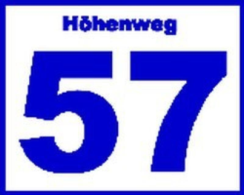 Höhenweg RWF 57
