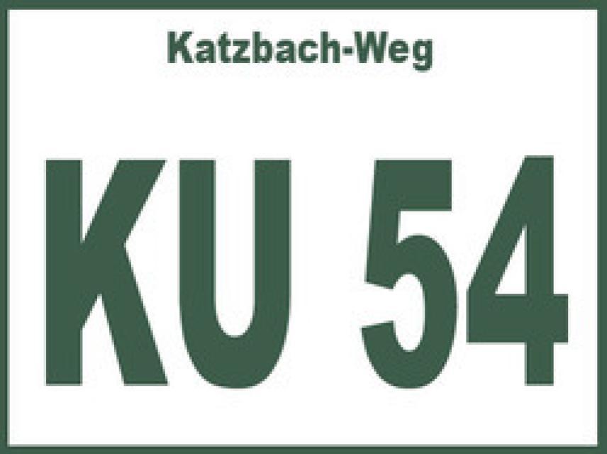 Katzbach-Weg KU 54