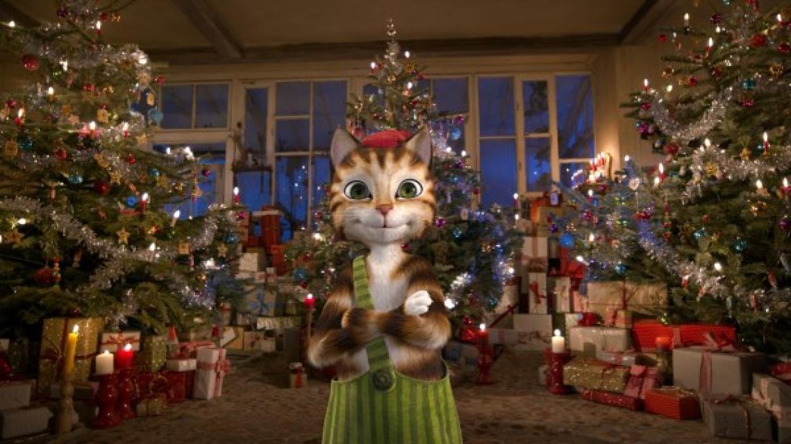 Petterson und Findus: Das schönste Weihnachten überhaupt.