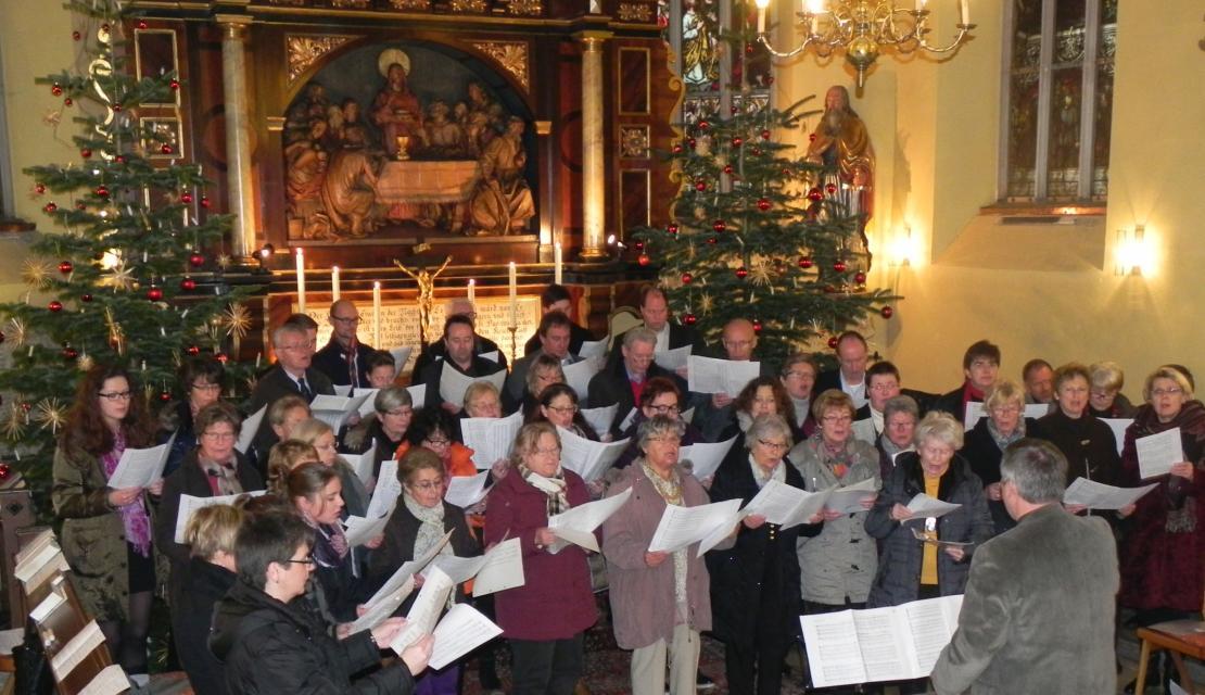 Musik zur Advents- und Weihnachtszeit in der Johanniskirche