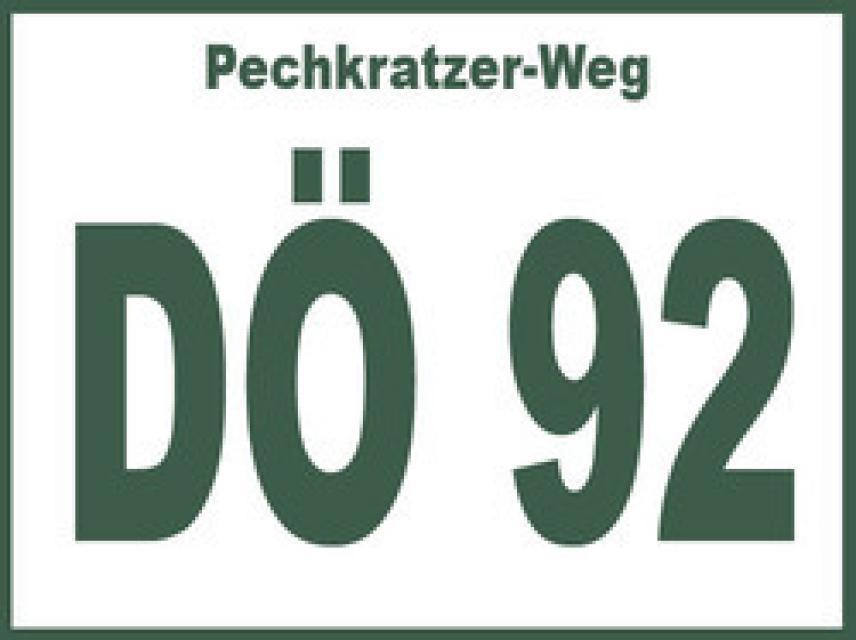 Pechkratzer-Weg DÖ 92