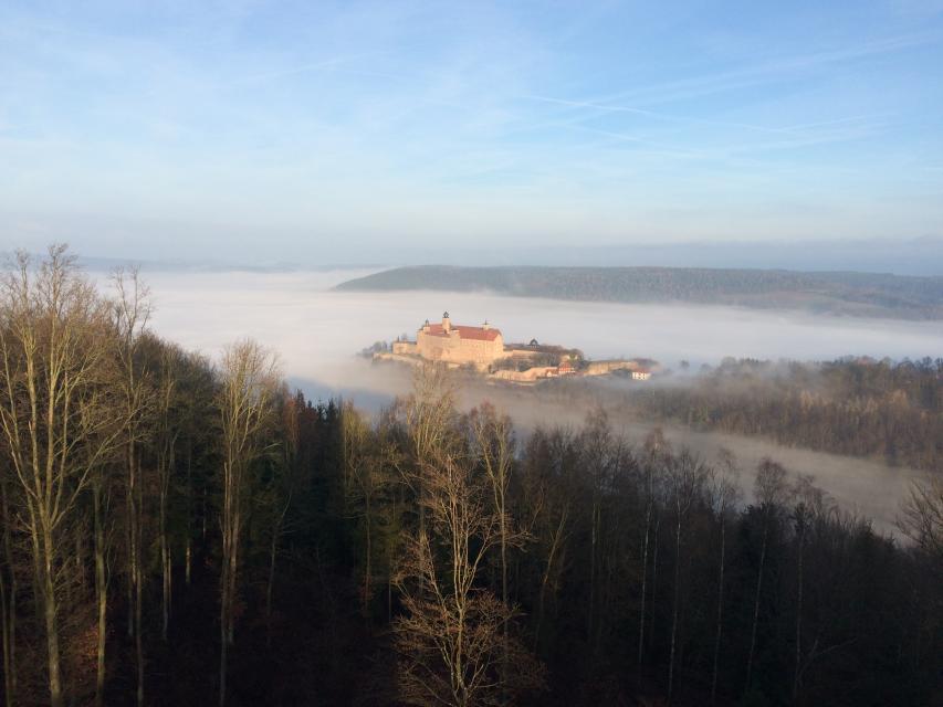 Wanderung auf dem FrankenwaldSteigla Rehberg-Weg