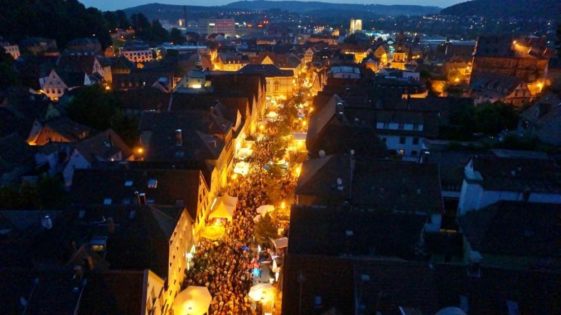 41. Kulmbacher Altstadtfest