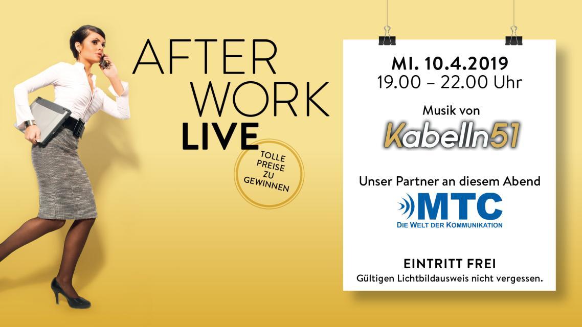 After Work LIVE - Kabelln51 & MTC