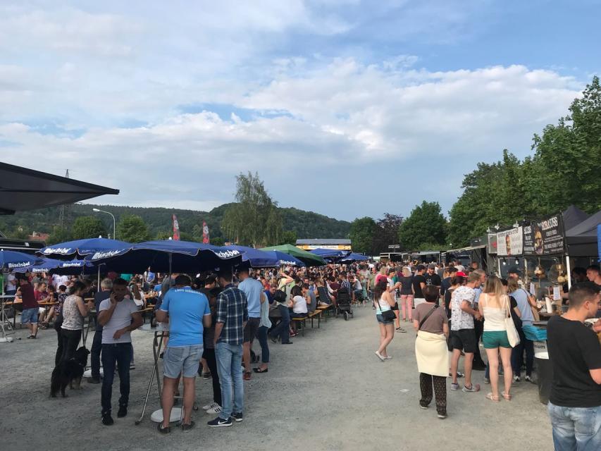 Kulmbacher Streetfood Festival