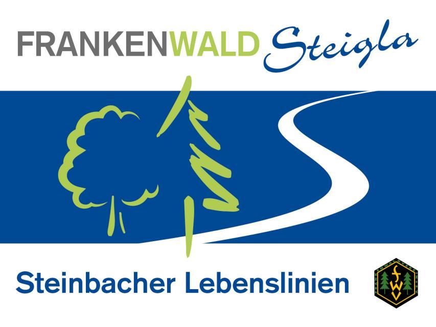 Wanderung auf dem FrankenwaldSteigla Steinbacher Lebenslinien