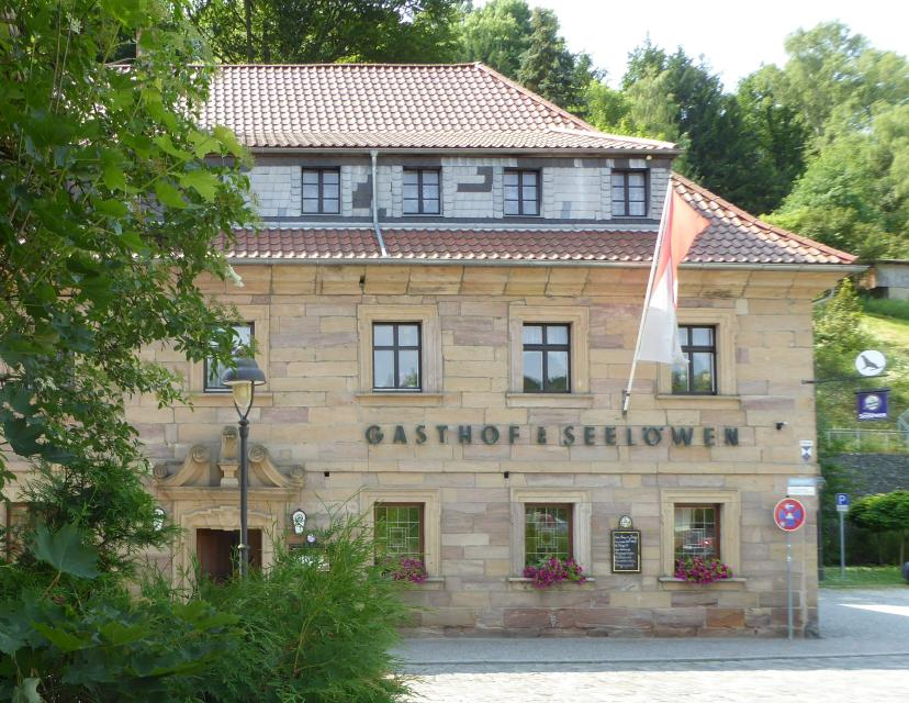 """Gasthof """"Zum Seelöwen"""""""