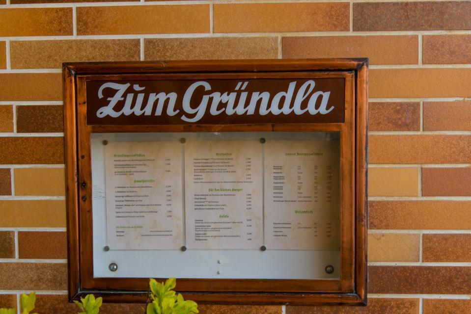 """Gasthausbrauerei """"Zum Gründla"""""""