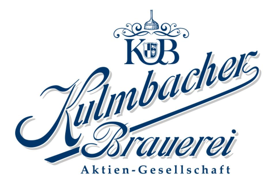 - Kulmbacher Brauerei AG