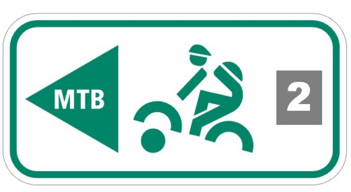 Mountainbike 2 Rennsteig-Region WEST