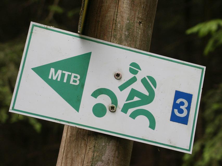Mountainbike 3 Rennsteig-Region SÜD