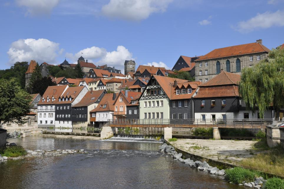 Frankenwald-Radltour 1. Etappe Kulmbach - Kronach