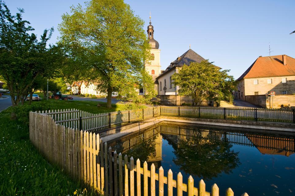 Frankenwald-Radltour 2. Etappe Kronach - Neukenroth