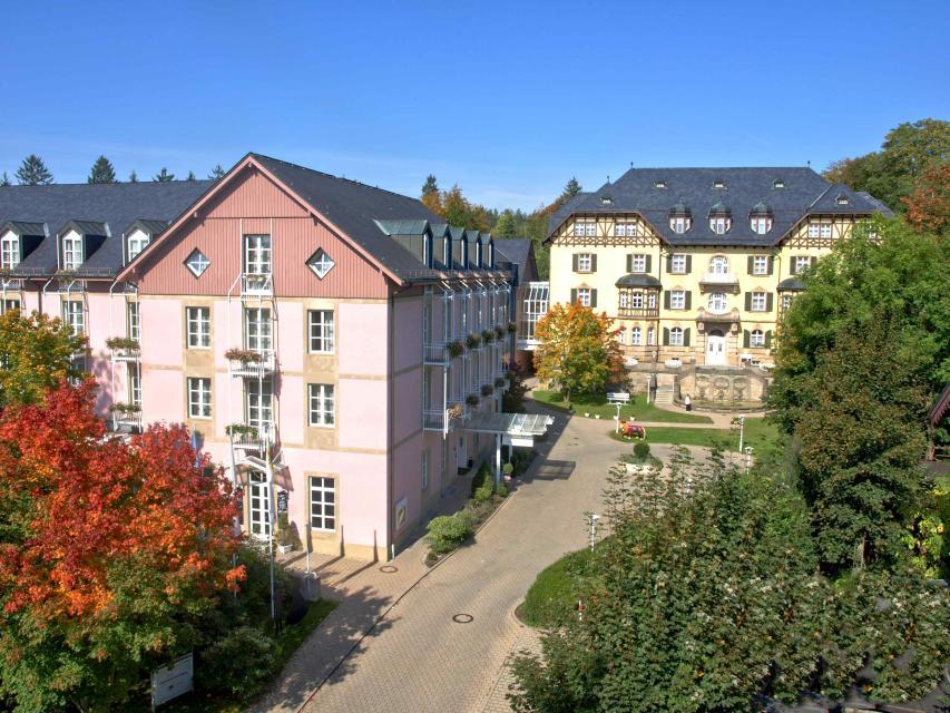 - relexa hotel Bad Steben****