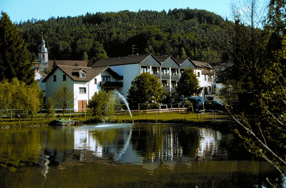 Hotel-Gasthof Wasserschloß