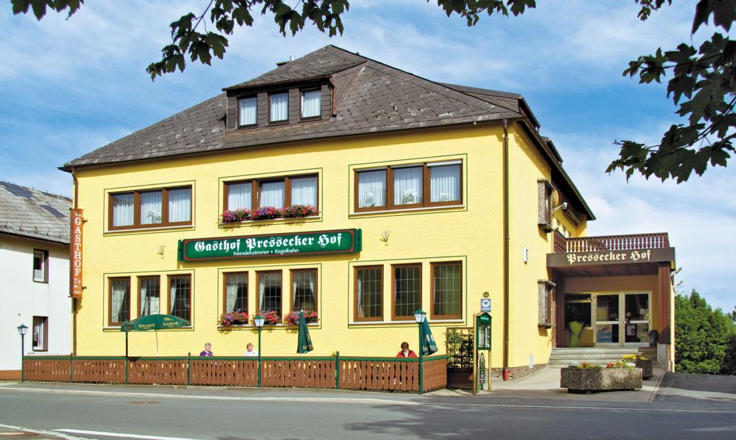Gasthof Pressecker Hof G***